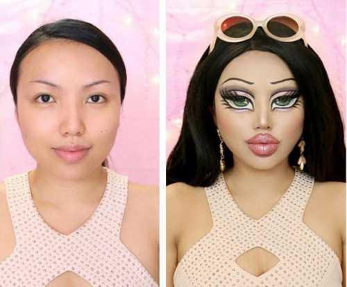 макияж и маникюр: как правильно наносить пудру